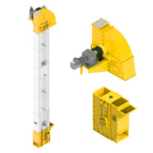PINGLE TDTG Bucket Elevator